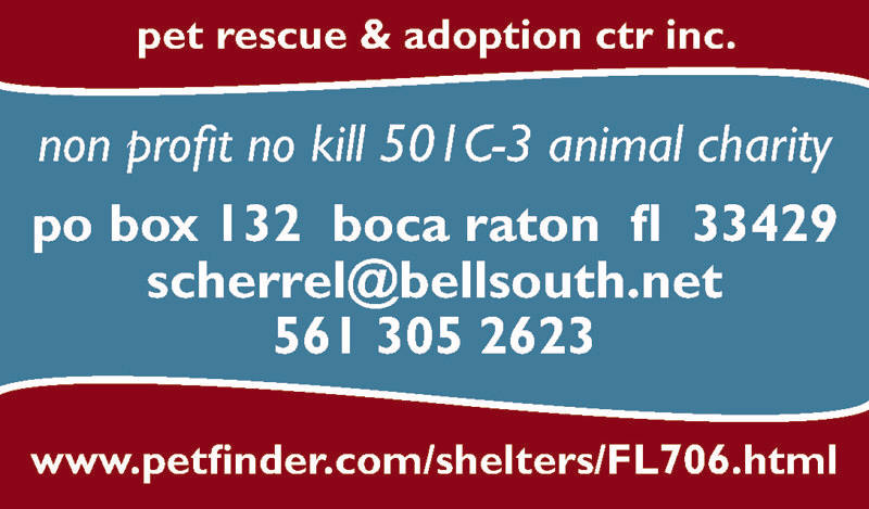 Pet Rescue and Adoptions